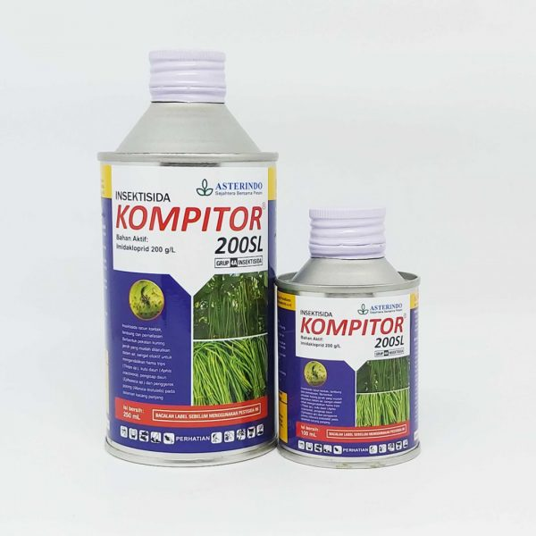 Asterindo Kompitor 200 SL New Packaging